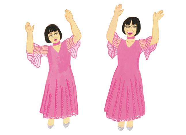 asagayashimai dance